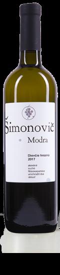 Simonovic vino Dievcie hrozno 2017