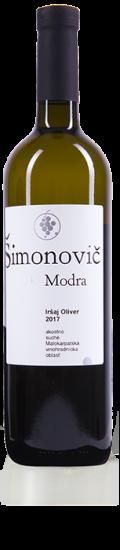 Simonovic vino Irsai oliver 2017 b