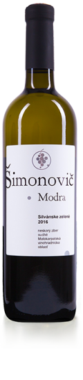 Simonovic vino Silvanke zelene 2016 b