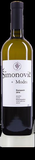 Simonovic vino Stampoch 2016 b